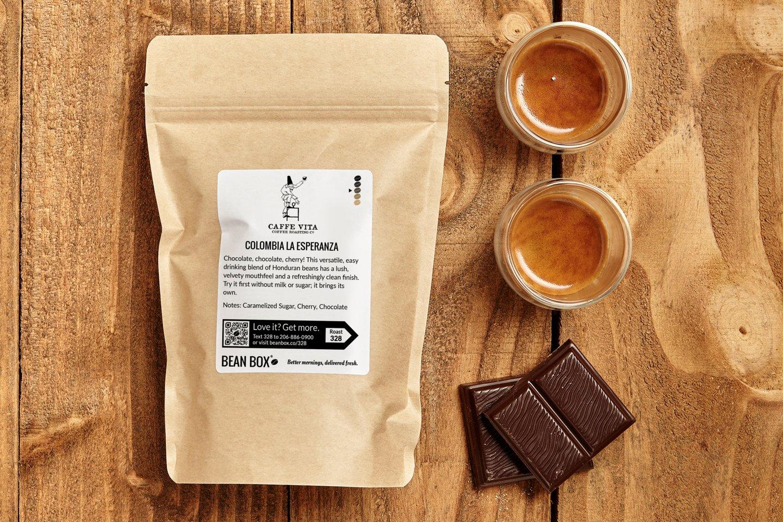 Colombia La Esperanza by Caffe Vita