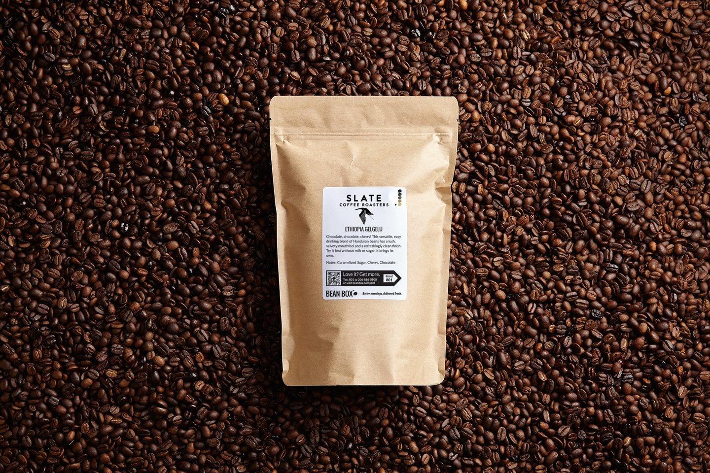 Ethiopia Gelgelu by Slate Coffee Roasters