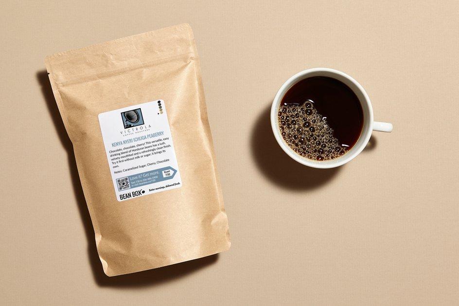 Kenya Nyeri Ichuga Peaberry by Victrola Coffee Roasters