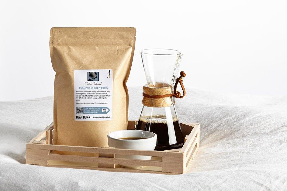 Kenya Nyeri Ichuga Peaberry by Victrola Coffee Roasters - image 0