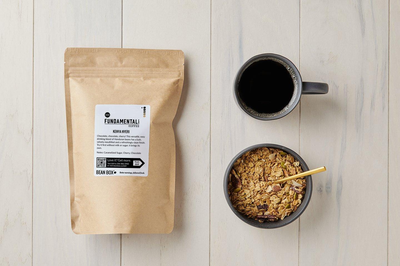 Kenya Nyeri by Fundamental Coffee Company