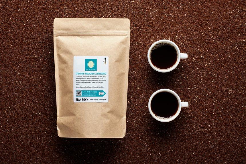 Ethiopian Yirgacheffe Chelelektu by True North Coffee Roasters - image 0