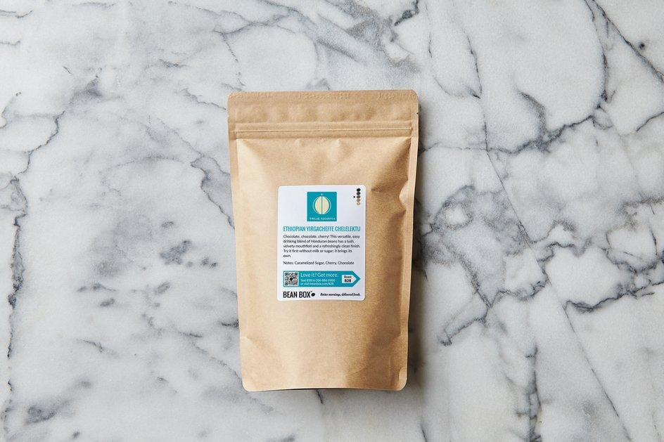 Ethiopian Yirgacheffe Chelelektu by True North Coffee Roasters