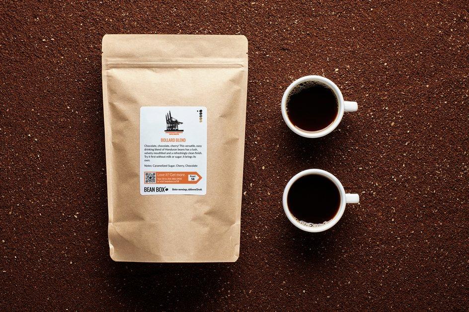 Bollard Blend by Longshoremans Daughter Coffee