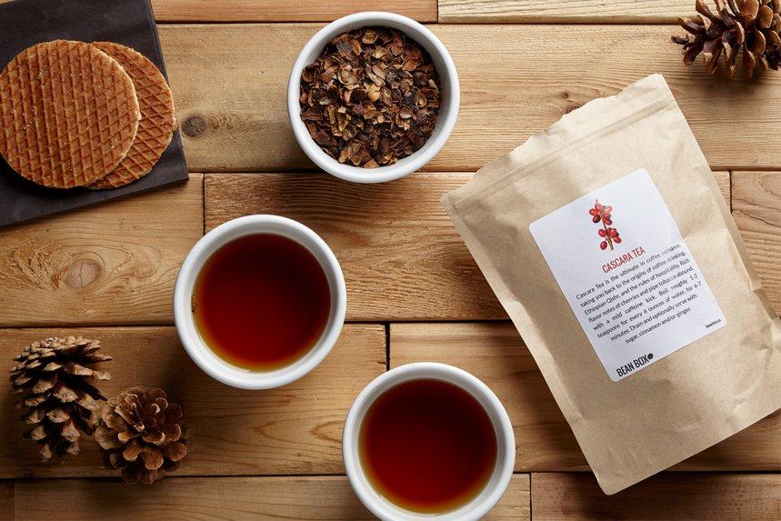 Cascara Coffee Tea by Bean Box - image 0
