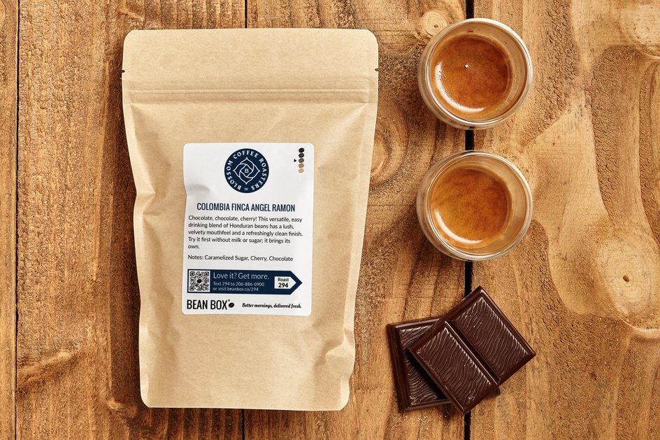 Colombia Finca Angel Ramon by Blossom Coffee Roasters