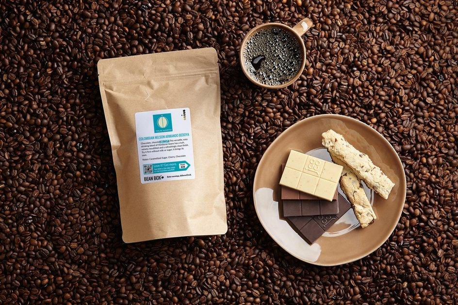 Colombian Nelson Armando Bedoya Correa by True North Coffee Roasters