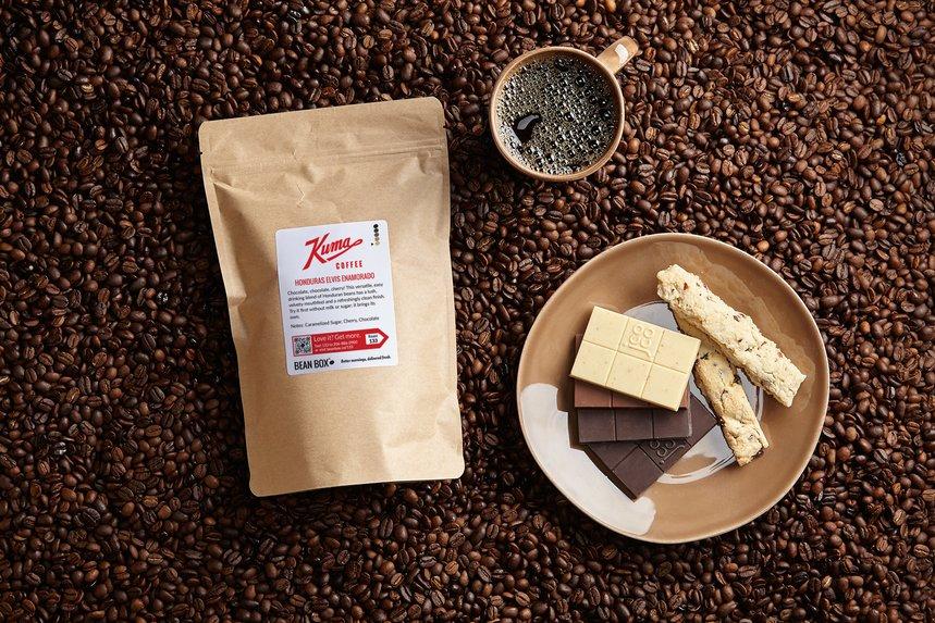 Honduras Elvis Enamorado by Kuma Coffee - image 0