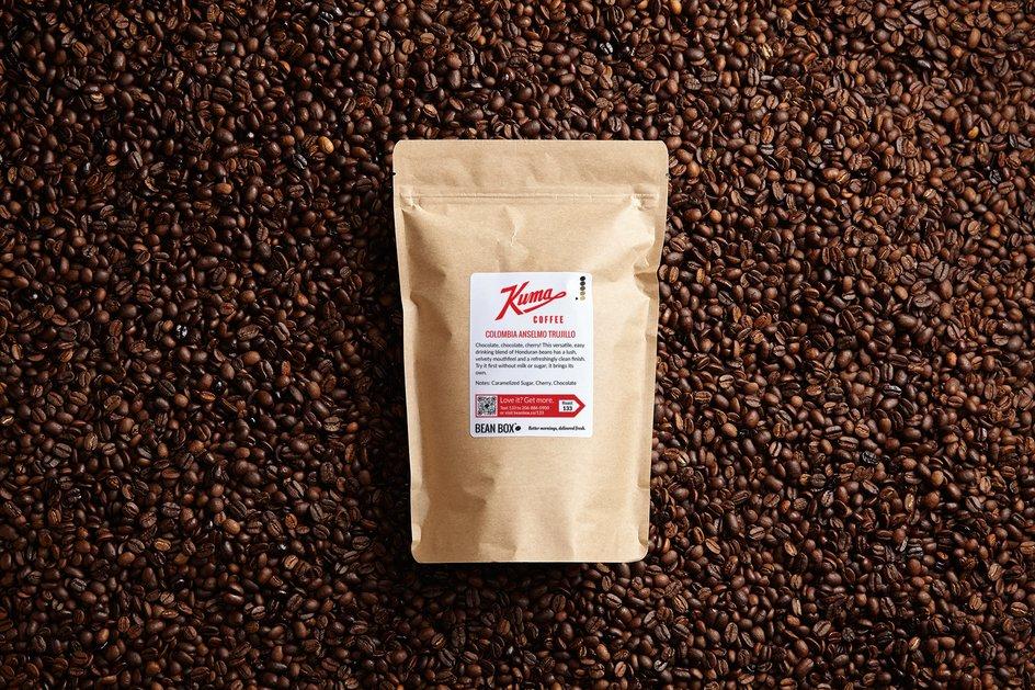 Colombia Anselmo Trujillo by Kuma Coffee