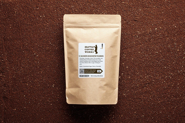 El Salvador Ahuachapan Pacamara by Seattle Coffee Works