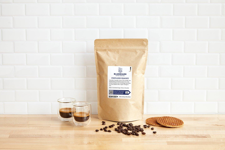 Ethiopia Gedeb Yirgacheffe by Bluebeard Coffee Roasters