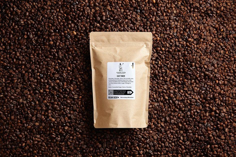 East Timor by Caffe Vita