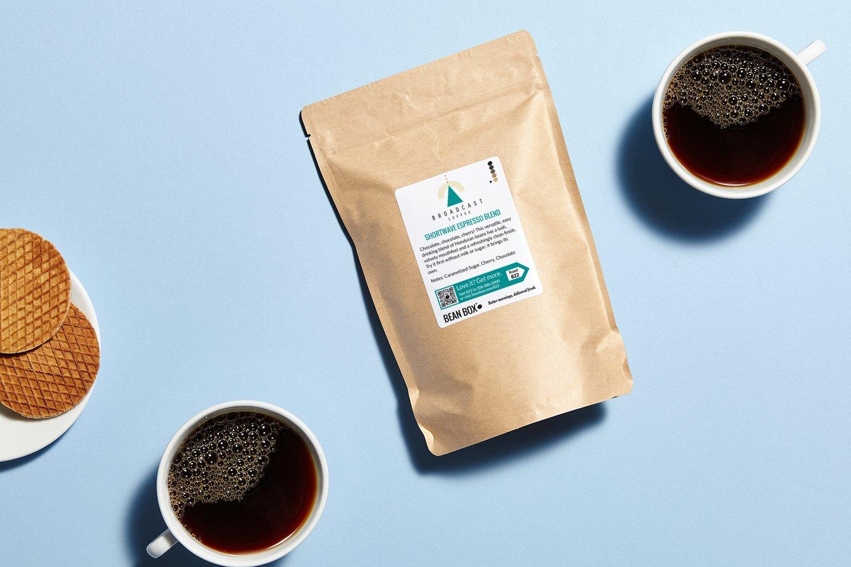 Shortwave Espresso Blend by Broadcast Coffee Roasters