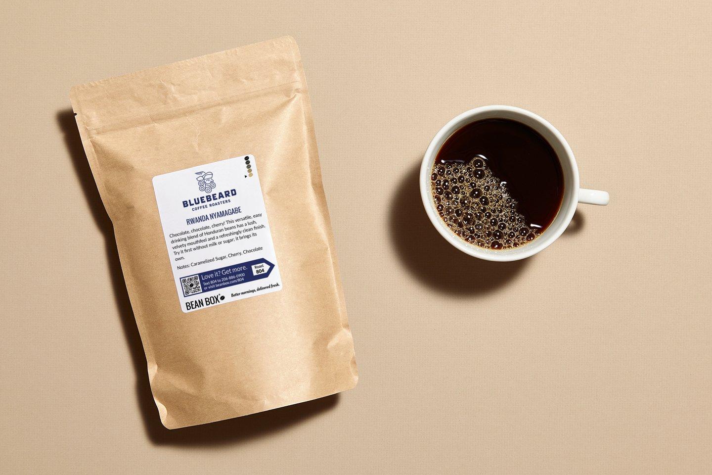 Rwanda Nyamagabe by Bluebeard Coffee Roasters
