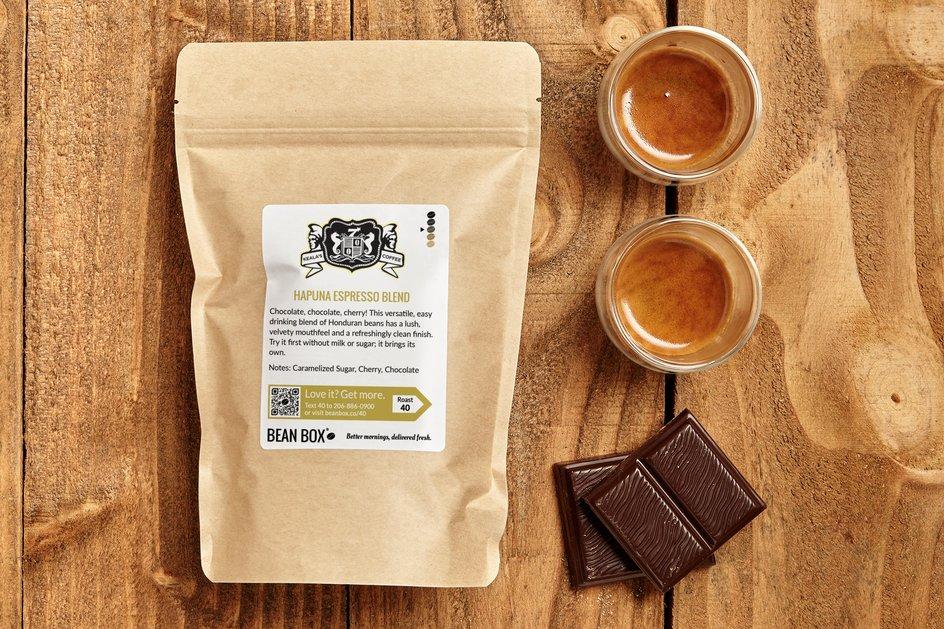 Hapuna Espresso Blend by Kealas Hawaiian Coffee - image 0