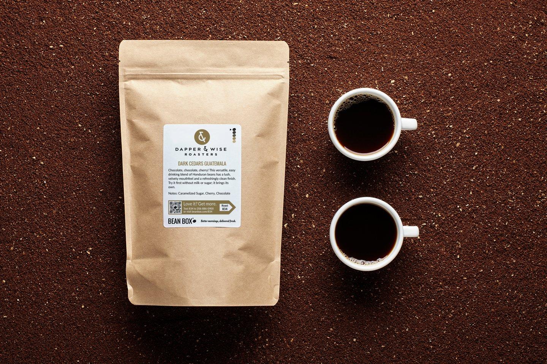 Dark Cedars Guatemala by Dapper and Wise Coffee Roasters