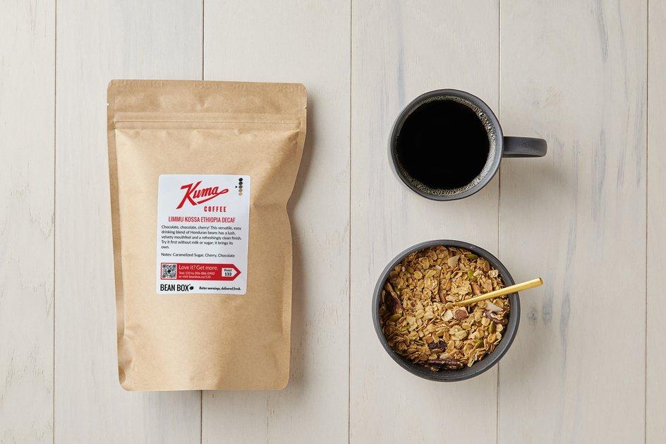 Limmu Kossa Ethiopia Decaf by Kuma Coffee