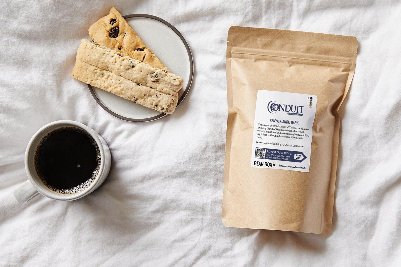 Kenya Kiandu Dark by Conduit Coffee Company