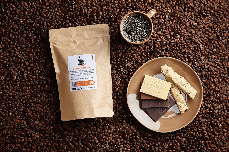 Guatemala Cuchumatanes by Longshoremans Daughter Coffee