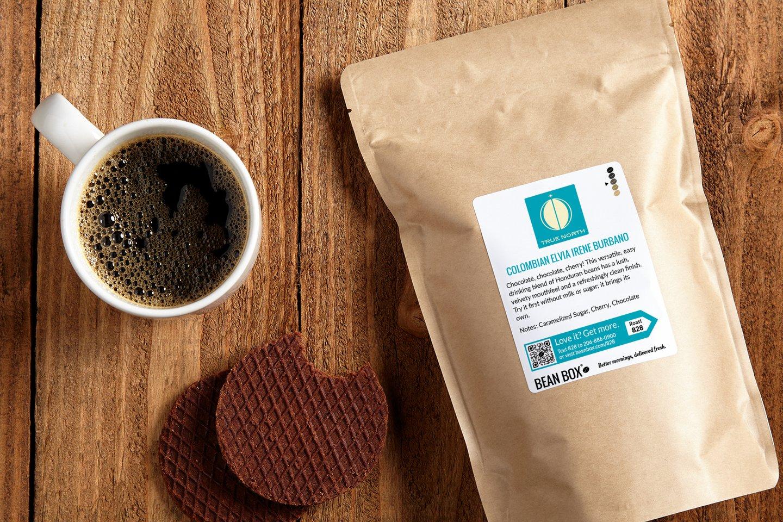 Colombian Elvia Irene Burbano by True North Coffee Roasters