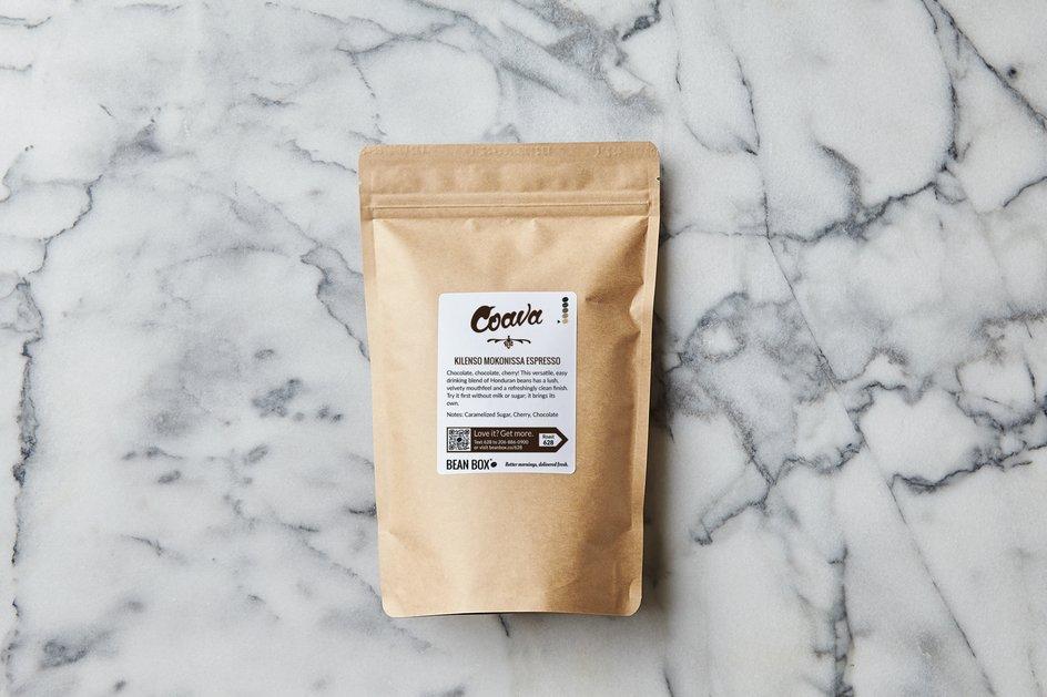 Kilenso Mokonissa Espresso by Coava Coffee