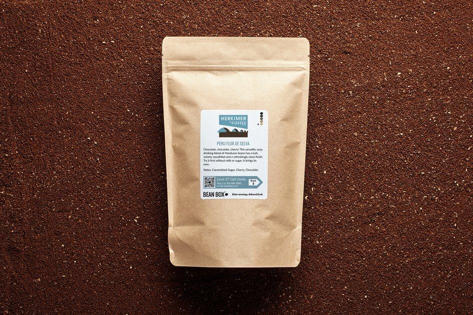 Peru Flor de Selva by Herkimer Coffee