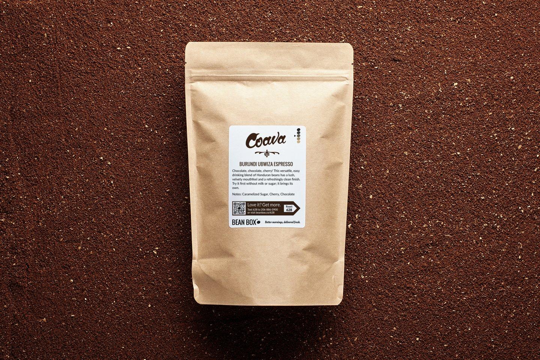Burundi Ubwiza Espresso by Coava Coffee