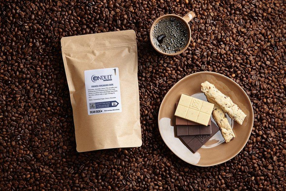Rwanda Hingakawa Dark by Conduit Coffee Company - image 0