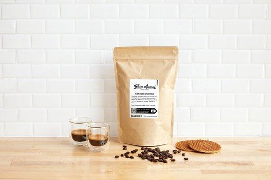 El Salvador Ayutepeque by Water Avenue Coffee Company