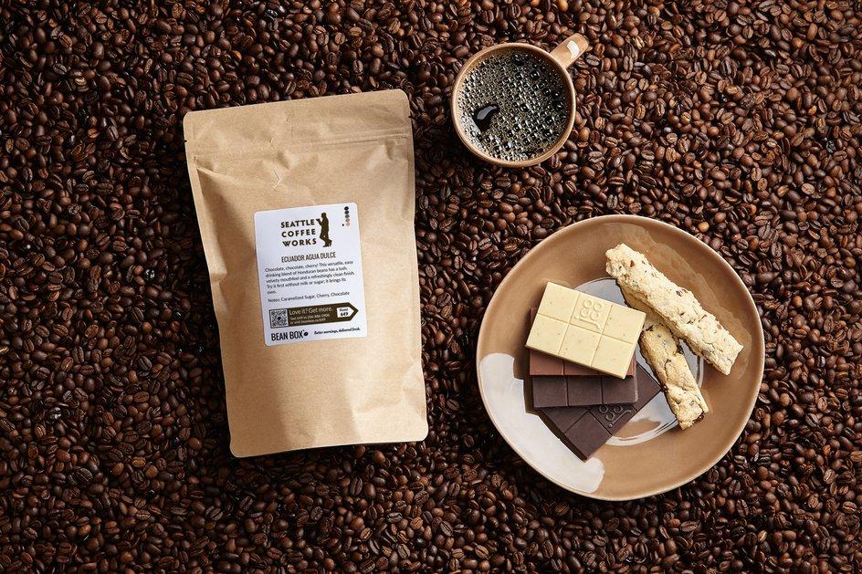 Ecuador Agua Dulce by Seattle Coffee Works - image 0