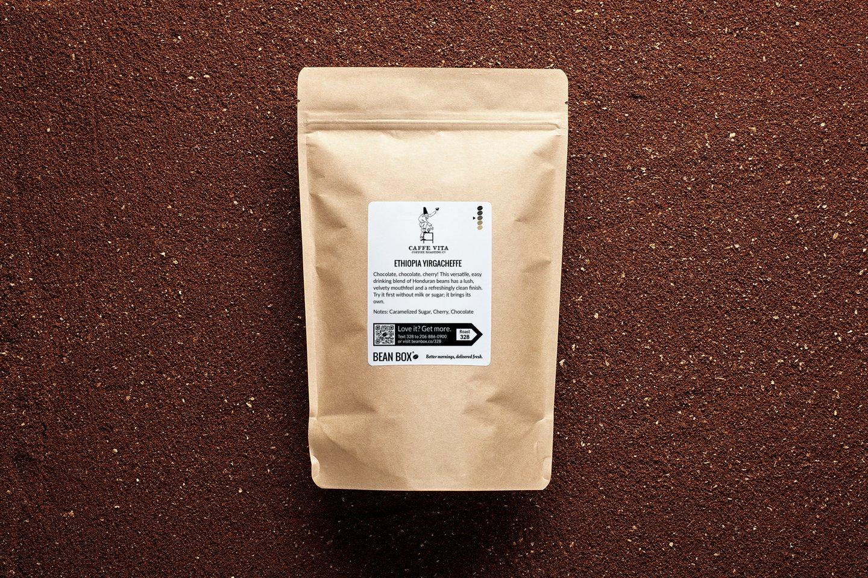 Ethiopia Yirgacheffe by Caffe Vita