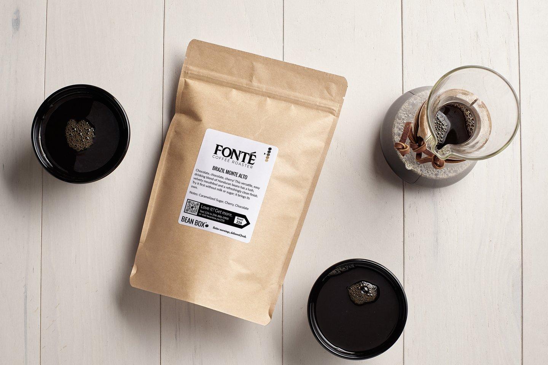 Brazil Monte Alto by Fonte Coffee