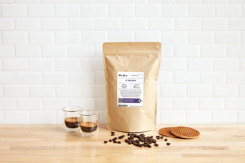 El Toro Decaf by Water Avenue Coffee Company