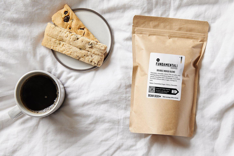 Double Indigo Blend by Fundamental Coffee Company