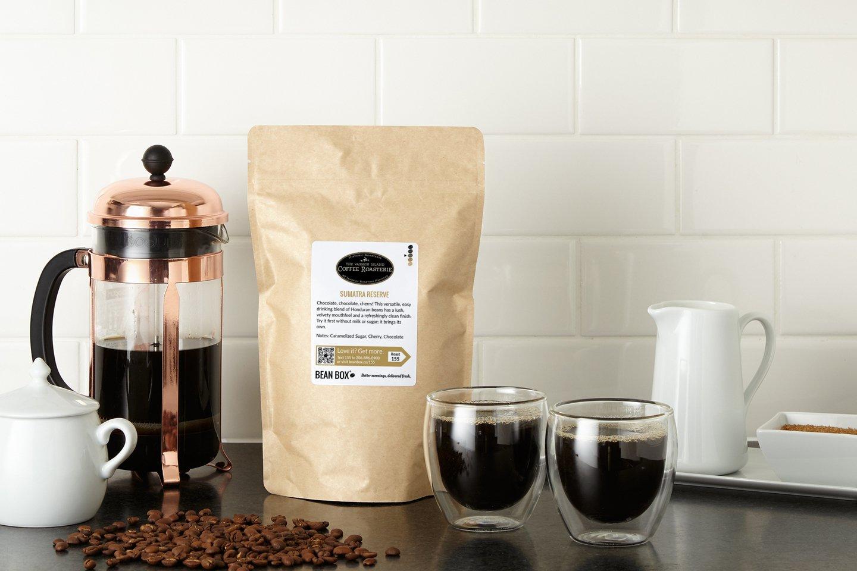 Sumatra Reserve by Vashon Island Coffee Roasterie