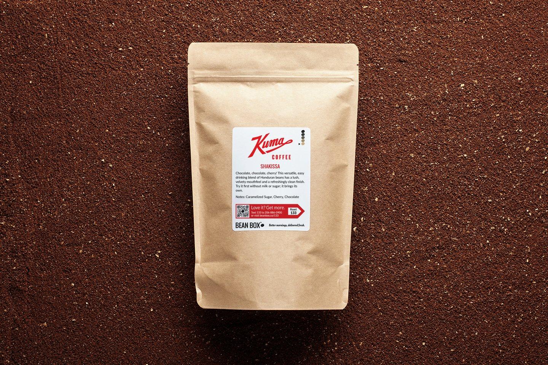 Shakissa by Kuma Coffee