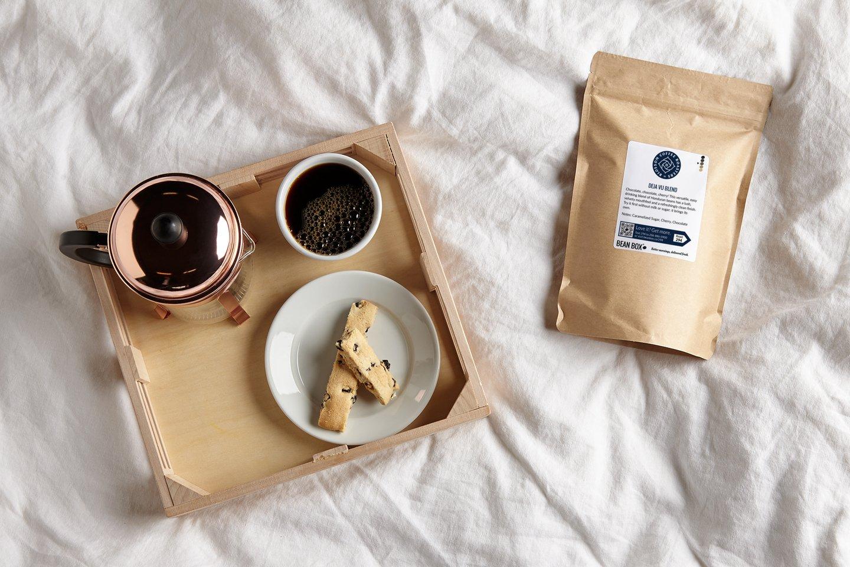 Deja Vu Blend by Vashon Coffee Company