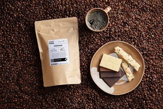 Espresso Blend by Herkimer Coffee