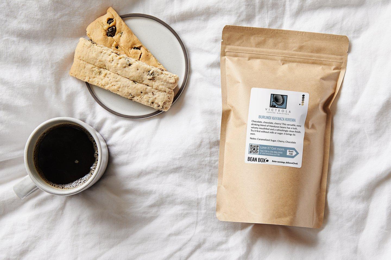 Burundi Kayanza Kirema by Victrola Coffee Roasters