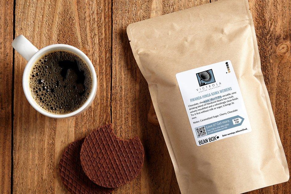 Rwanda Hinga Kawa Womens Association by Victrola Coffee Roasters