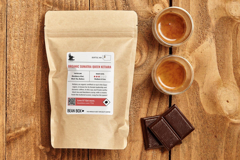 Organic Sumatra Ketiara by Longshoremans Daughter Coffee