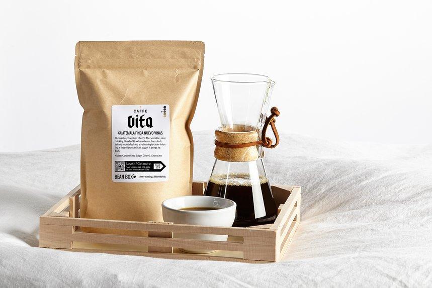 Guatemala Finca Nuevo Vinas by Caffe Vita - image 0