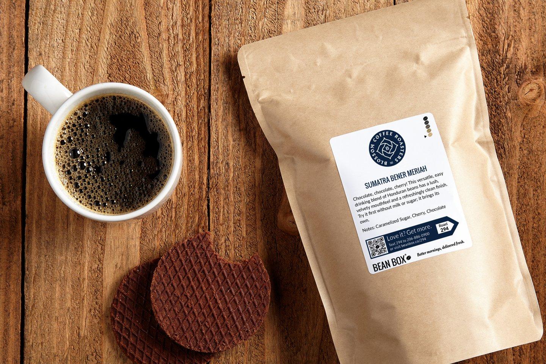 Sumatra Bener Meriah by Vashon Coffee Company