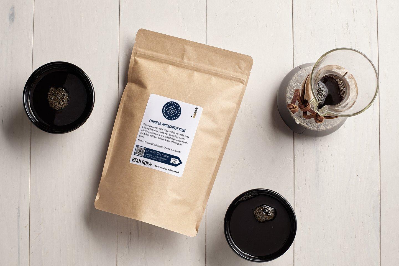 Ethiopia Yirgacheffe Koke by Vashon Coffee Company