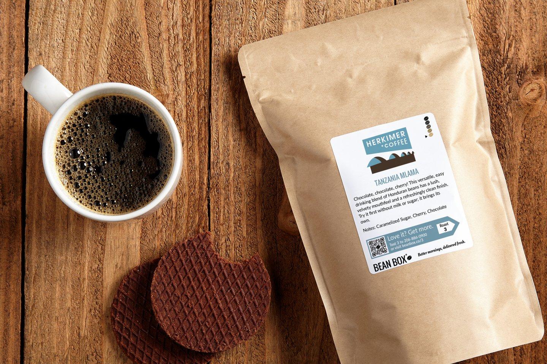 Tanzania Mlama by Herkimer Coffee