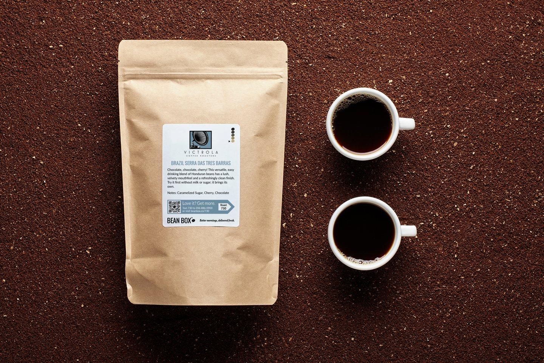 Brazil Serra das Tres Barras by Victrola Coffee Roasters