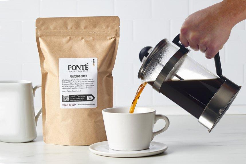 Portofino Blend by Fonte Coffee - image 0