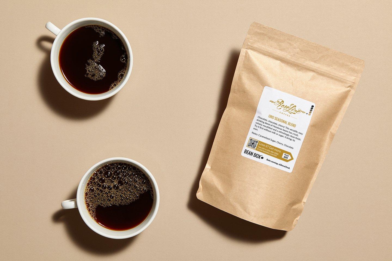 Oro Seasonal Blend by Roseline Coffee