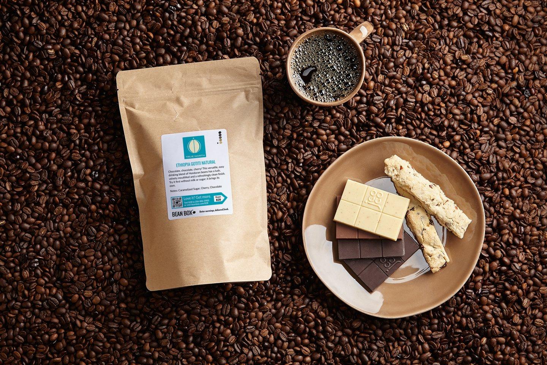 Ethiopia Gotiti Natural by True North Coffee Roasters