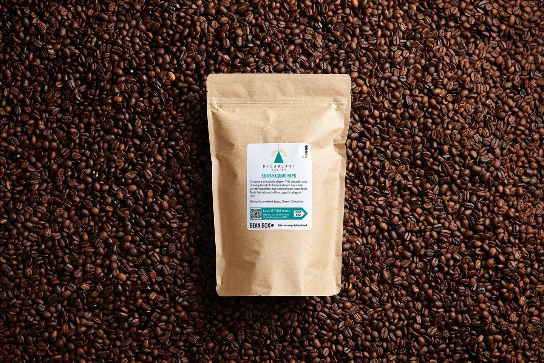 Kenya Kagumoini PB by Broadcast Coffee Roasters